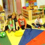 učíme se tvary - koule